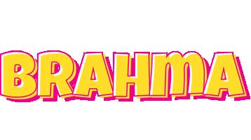 Brahma kaboom logo