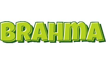 Brahma summer logo