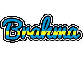 Brahma sweden logo