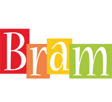 Bram colors logo