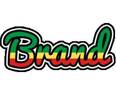 Brand african logo