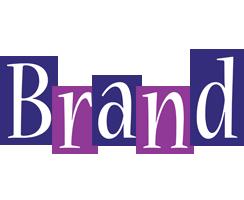 Brand autumn logo