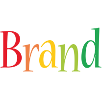 Brand birthday logo