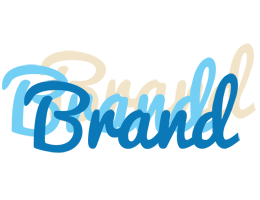 Brand breeze logo