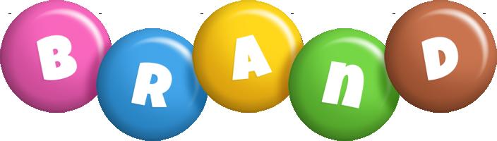 Brand candy logo