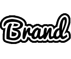 Brand chess logo