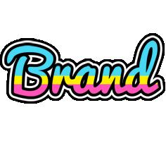 Brand circus logo