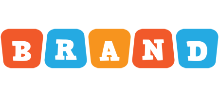 Brand comics logo