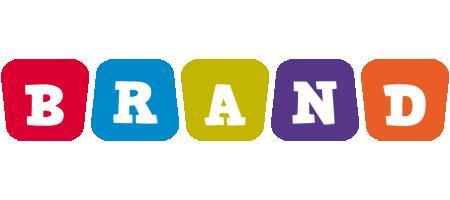 Brand daycare logo
