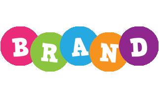 Brand friends logo
