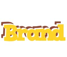 Brand hotcup logo