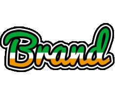 Brand ireland logo