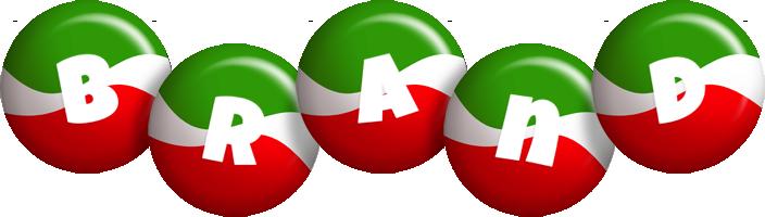 Brand italy logo