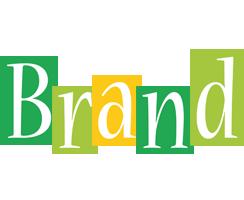 Brand lemonade logo