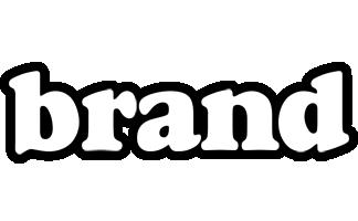 Brand panda logo