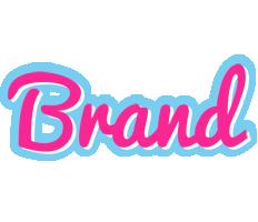 Brand popstar logo