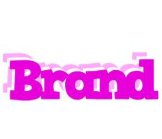 Brand rumba logo
