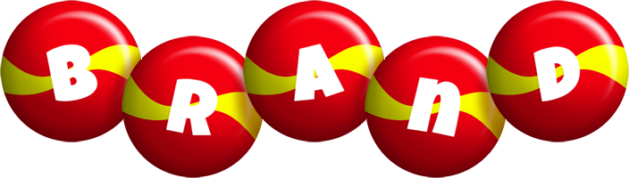Brand spain logo