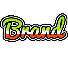 Brand superfun logo