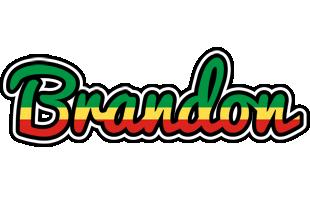 Brandon african logo