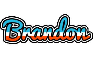 Brandon america logo