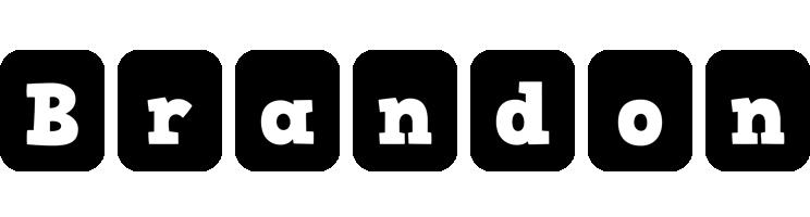 Brandon box logo