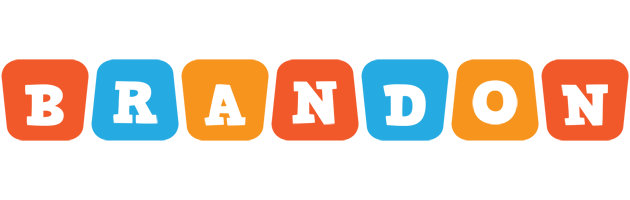 Brandon comics logo