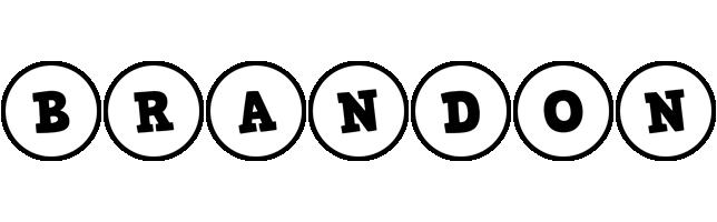 Brandon handy logo