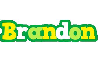 Brandon soccer logo