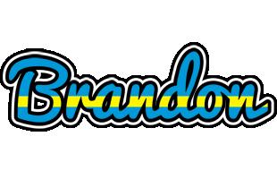 Brandon sweden logo