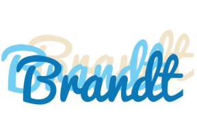 Brandt breeze logo