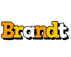 Brandt cartoon logo