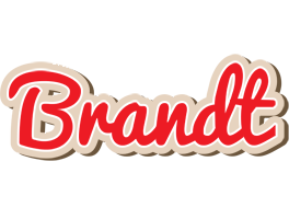 Brandt chocolate logo
