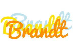 Brandt energy logo