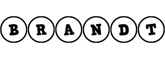 Brandt handy logo