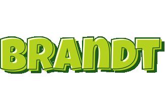 Brandt summer logo