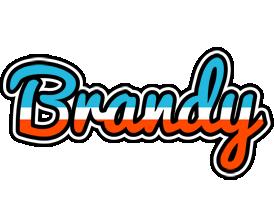 Brandy america logo