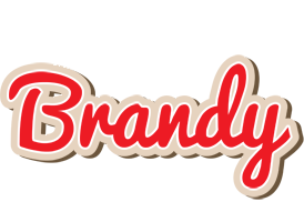 Brandy chocolate logo