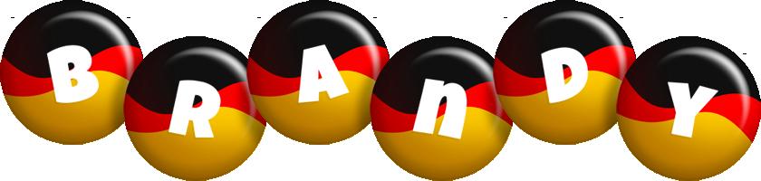 Brandy german logo