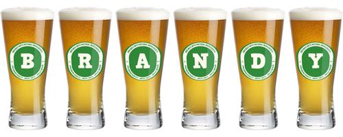 Brandy lager logo