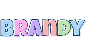 Brandy pastel logo
