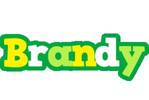 Brandy soccer logo
