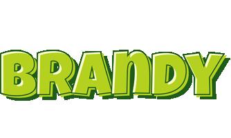 Brandy summer logo