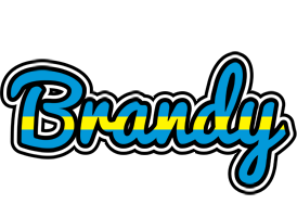 Brandy sweden logo