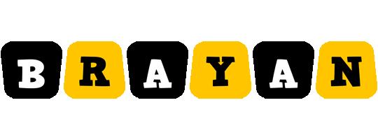 Brayan boots logo