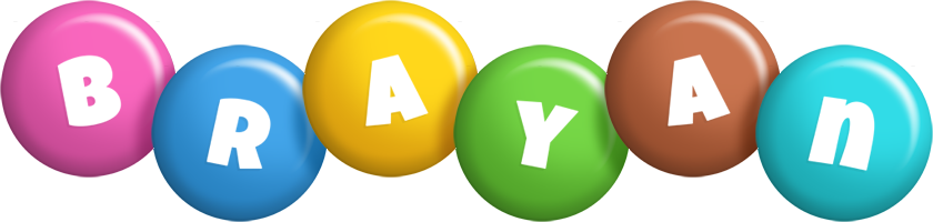 Brayan candy logo