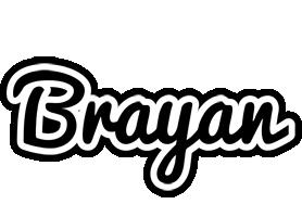 Brayan chess logo