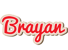 Brayan chocolate logo