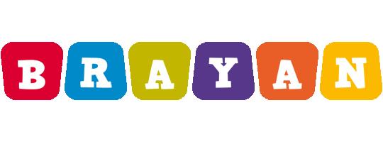 Brayan daycare logo