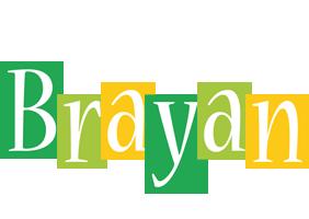 Brayan lemonade logo